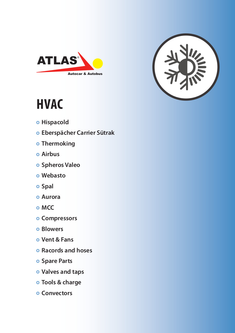 Catalogue d'Atlas Bus en PDF