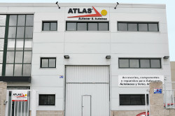Atlas Bus Sitz in Getafe